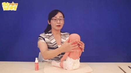 小儿推拿师罗晓蕊: 风寒感冒治疗手法(二)