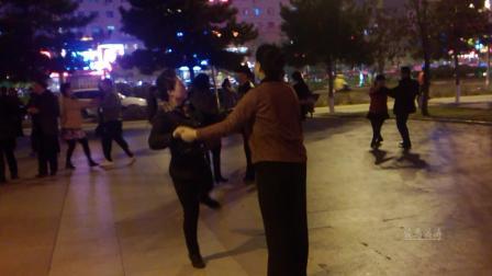 东北松原奥林匹克广场休闲探戈-舞动东北原创舞蹈视频正式篇546