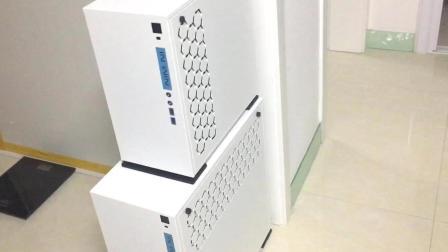 别让少皇看见 电脑机箱别丢 有大用处 穷人家孩子用闲置电脑机箱