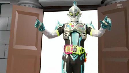 [KRL] 假面骑士Ex-Aid 03话 BANしたあいつがやってくる! 被BAN的那家伙登场了!