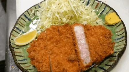 外焦里嫩的日式炸猪排, 在家里就可以自己做