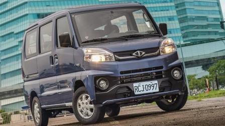 """台湾版""""五菱宏光""""! 带低速四驱4AT, 哈尔滨产1.5发动机!"""