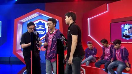 CRL亚洲赛区秋季赛 外卡赛第二场, FAV gaming vs Chaos Theory