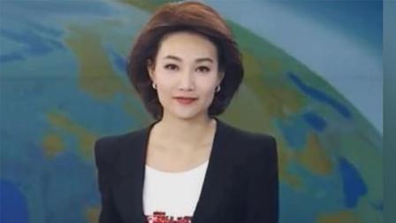 央视第一美女主持, 摘掉假发惊艳全场, 41岁仍单身大谈择偶标准