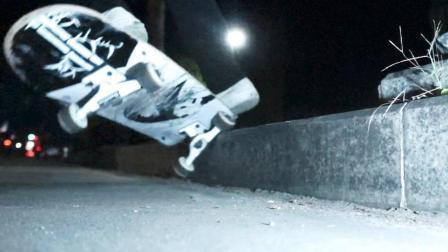 【冲突滑板店】很好玩的街式动作 Slappy crook 教学 滑板教学