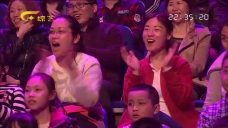 小虎队! 重聚节目现场, 为大家带来经典歌曲《青苹果乐园》!