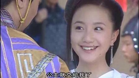 【秦王李世民】李倩窦红线部分剪辑 2