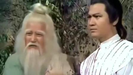 射雕英雄传: 老顽童这演技, 骗的黄老邪一愣一愣, 说黄蓉和郭靖上吊自杀了!