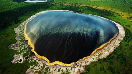 """地球上最""""诡异""""的湖泊, 人一靠近就头晕, 专家终于发现真相!"""