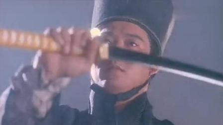 东瀛第一剑客挑战独孤求败、少林方丈和魔教, 经典片段
