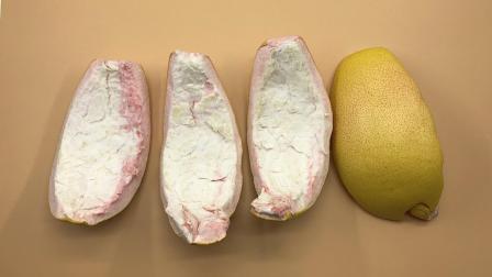 扔柚子皮等于是在扔钱! 放家里一年能省下几百元, 快回家找出来用