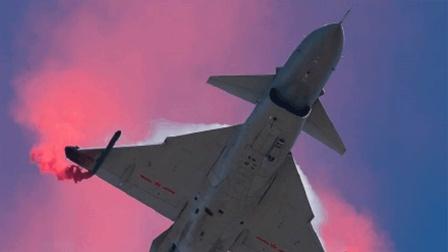 眼镜蛇、落叶飘、J形转弯, 歼10B矢量推力验证机超级机动太给力