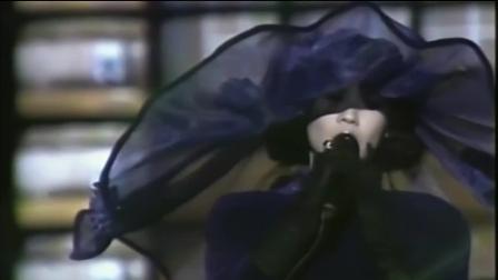 陈慧娴颜值巅峰时期已把这首歌唱到出神入化, 拿奖拿到手软