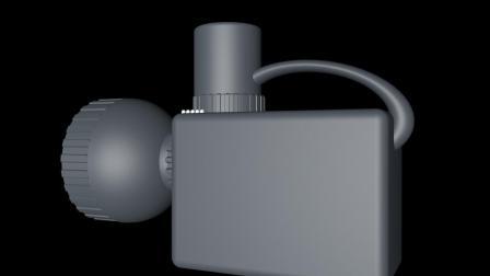 创业时代四寸土科技公司氙气电筒创作中