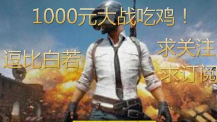 【白若】组装1000(一千元)大战吃鸡电脑!