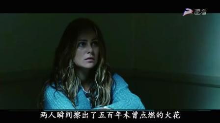 小伙与爱人被巨蟒猛追, 被逼无奈跳下悬崖, 一部韩国惊悚恐怖电影