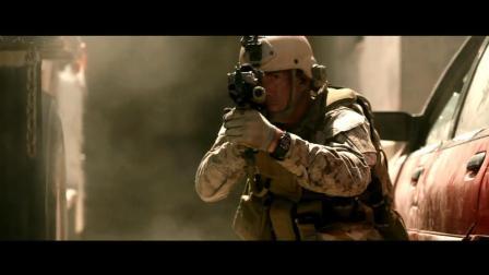 这才叫精彩枪战大片, 开枪换弹夹都是那样专业, 绝对军事经典之作!