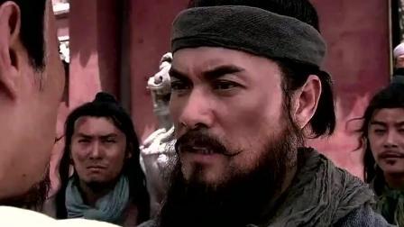 晁盖夸宋江的兄弟个个本领高强: 李逵力大如牛 戴宗速度天下第一!