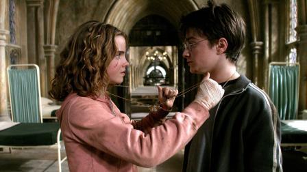 5分钟看完哈利波特: 月圆之夜变身狼人的黑魔法教授&教父是小天狼星!