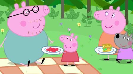 小猪佩奇6季精编版 14  美味野餐