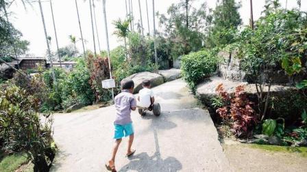 亚洲最干净的村庄竟然在印度, 地上几乎看不到垃圾