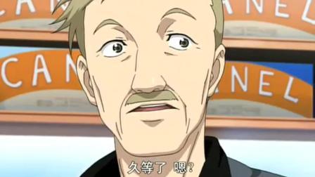 新网球王子: 立海大的网球是快乐的, 龙马在超市听到网球高手