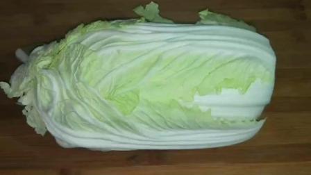 白菜 新吃饭, 吃了20多年的白菜, 这种做法第一次见, 鲜香美味