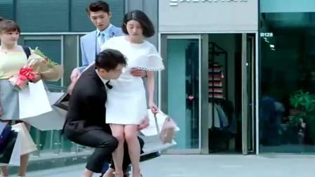 乔乔狂撩陆瑾年 不料陆瑾年抱着她直接电梯拥吻 好浪漫!