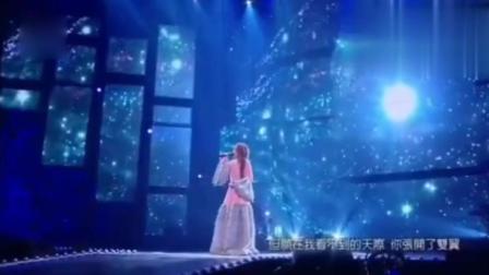 田馥甄去年最火爆的一首情歌, 现场好听到爆