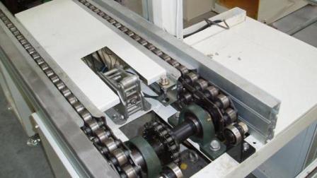 倍速链输送线的结构精讲(以工厂实际设备为例)