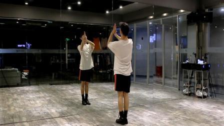 唯美中国风《宫墙柳》舞蹈分解教程part1