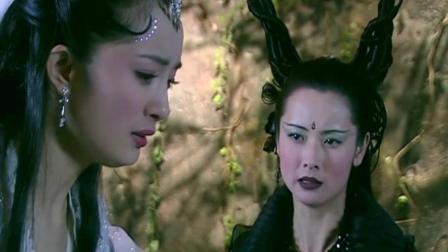新聊斋志异: 小倩为了采臣, 被姥姥折磨, 难道两人相爱都是错吗?