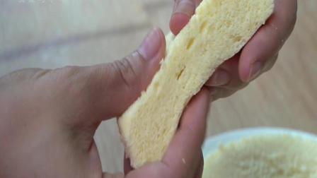 懒人版蛋糕新做法, 不用烤箱, 不用电饭煲, 蓬松柔软, 做法超简单