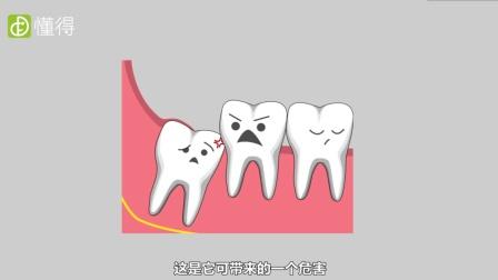 智齿长歪了需要拔吗? 牙医告诉你什么样的智齿有一定要拔掉!