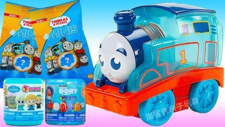 小火车带着宝宝一起学习颜色认识数字, 早教让1-3岁宝宝快人一步