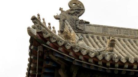 几百年过去了, 为什么故宫房顶没有鸟粪? 古人真是聪明!