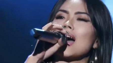 中国最霸气顶级女Rapper, 万妮达3首歌嗨翻全场! 导师都为她爆灯