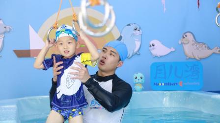 你会带你的宝宝去体验水育早教么?