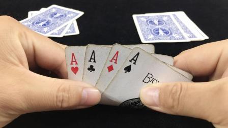 为什么魔术师想要什么牌就能变出什么牌