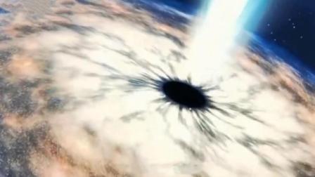 科学探索: 如果把大批核弹丢进黑洞, 黑洞会被摧