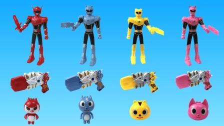 迷你特攻队玩具 特工队的变形枪和变形蛋