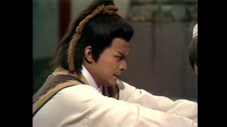 《射雕英雄传之华山论剑》杨康最后还是成了弃儿