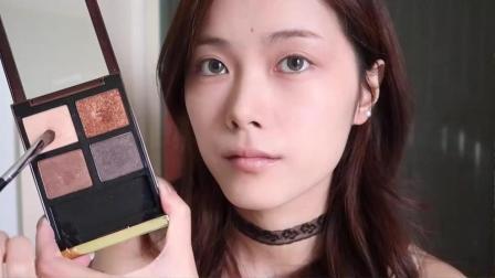 少女实用日常妆教程, 和我一起用TF02画个妆吧!