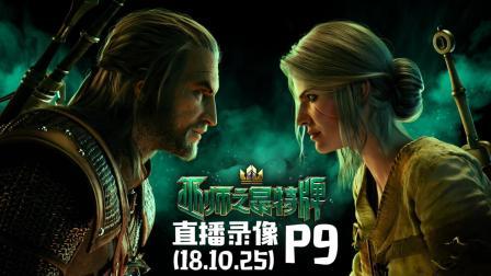 《巫师昆特牌: 王权的陨落》中文语音 直播录像 P9:女王落草