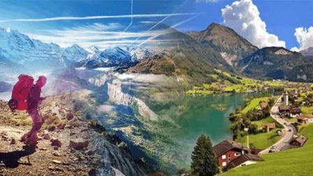 游走瑞士最美徒步路线,教你几招徒步技巧干货
