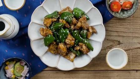 青椒炒肉很好吃, 但把猪肉换成鸡肉, 口感完全不同, 感觉更加好吃