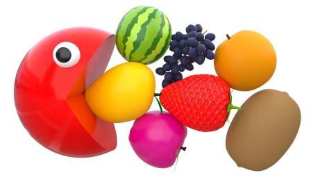大球球分享美味水果蔬菜