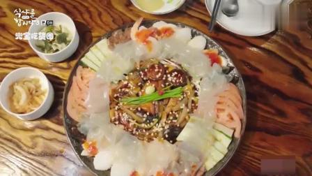 一起用餐吧: 韩国人叹服中华料理, 博大精深独到粉皮征服达人味蕾