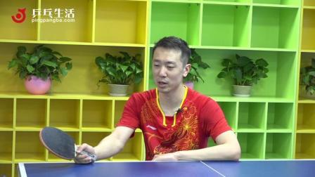【乒乓生活】原创: 现役球员讲解如何高质量正手进攻, 合力点、裹球以及旋转制造弧线