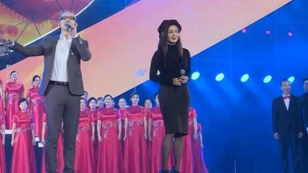 第27届金鸡百花电影节开幕式 平安演唱《我爱你中国》直抵人心